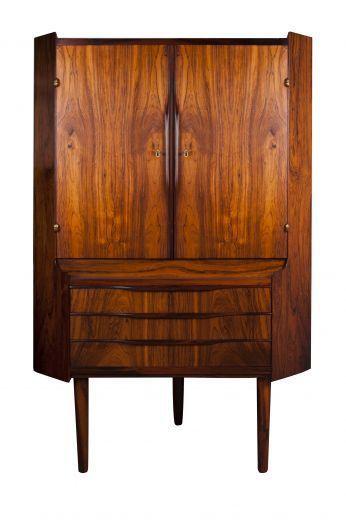 Omann Jun Rosewood Corner Cabinet