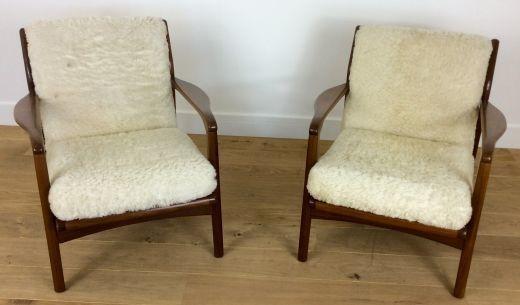 Toothill Mid Century Armchairs photo 1