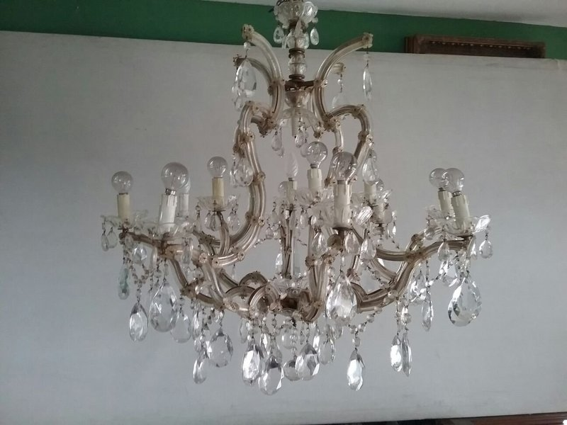 Antique Chandelier, 1900s