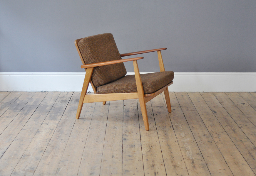 Set Of Two Armchairs