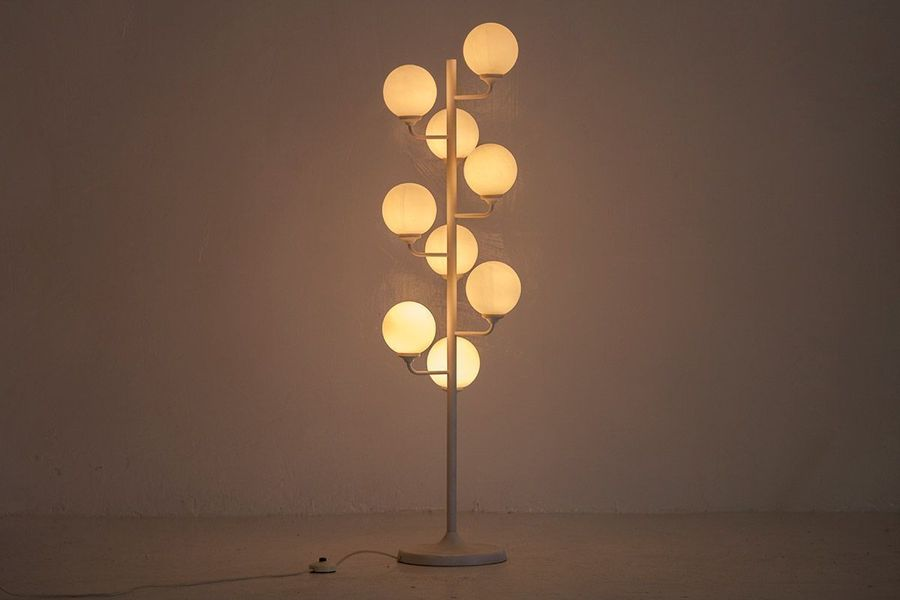 Space Age Floor Lamp From Pako, 1960s