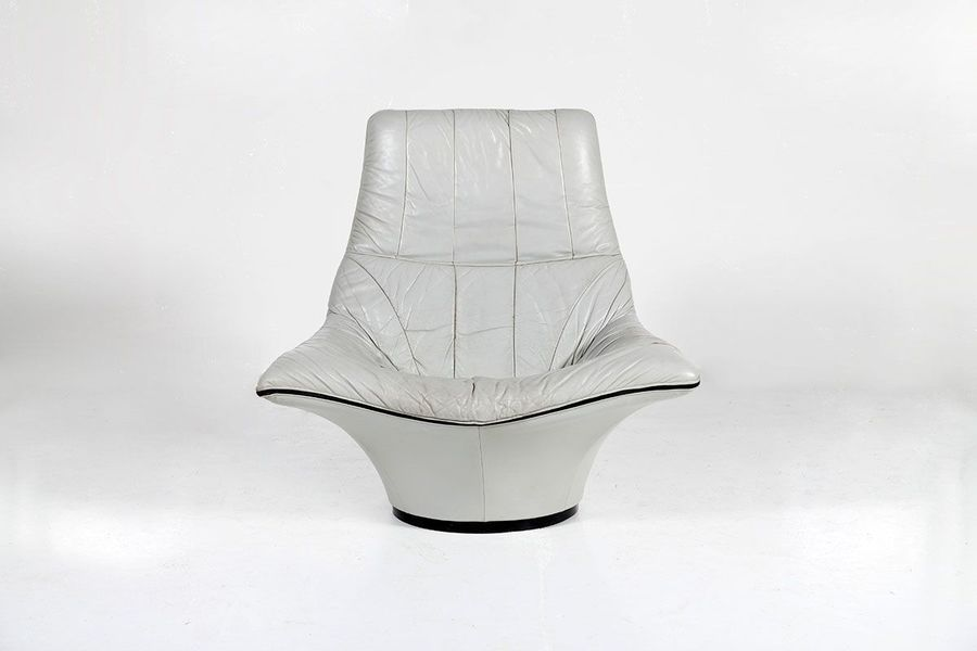 Space Age Mantis Lounge Chair By Gerard Van Den Berg For Montis