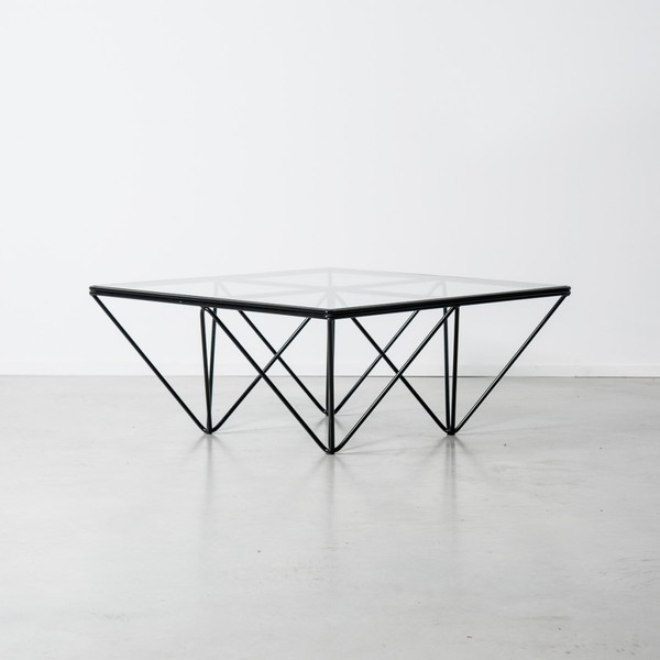 Small Wire Dutch Coffee Table