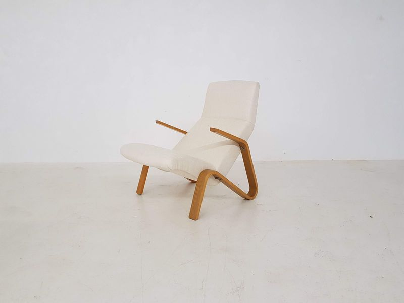 Grasshopper Lounge Chair By Eero Saarinen For Knoll Associates, 1960s