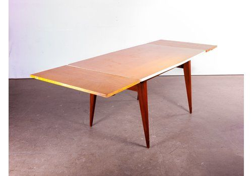 Vintage Dining Tables Chairs Mid Century Table