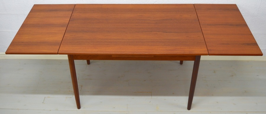 Mid Century Vintage Danish Teak Table