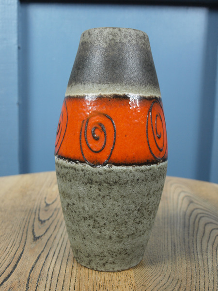 Mid Century Vintage 1960s West German Vase