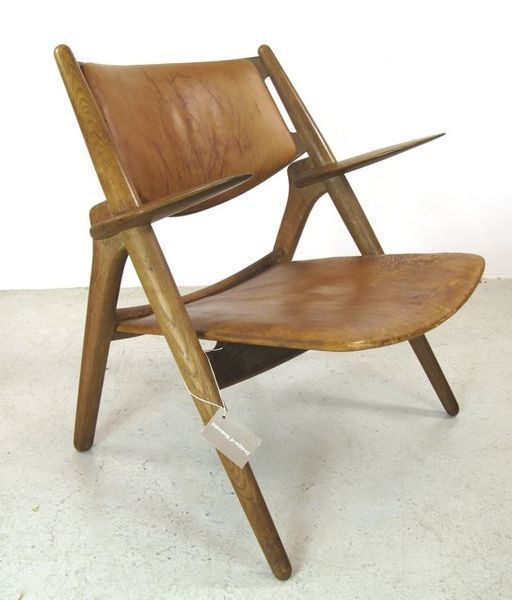 Hans Wegner Sawback Chair For Carl Hansen And Son