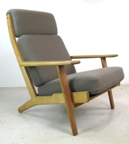 Hans J Wegner Ge 290 Chair For Getema