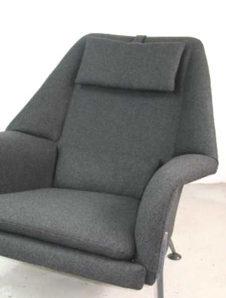 Ernest Race Heron Lounge Chair For Race Furniture