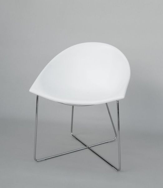 Four Corian Dining Chairs By Henrik Pedersen Of Denmark