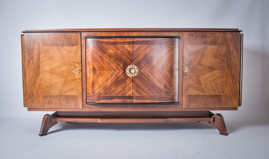 French Art Deco Credenza, Sideboard, Buffet   Circa 1930