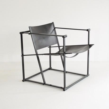 Radboud Van Beekum Fm60 Cube Chair photo 1