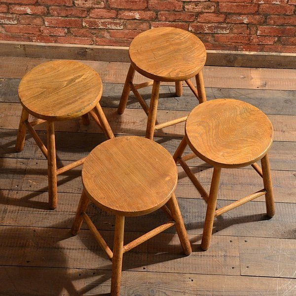 Antique French Stools