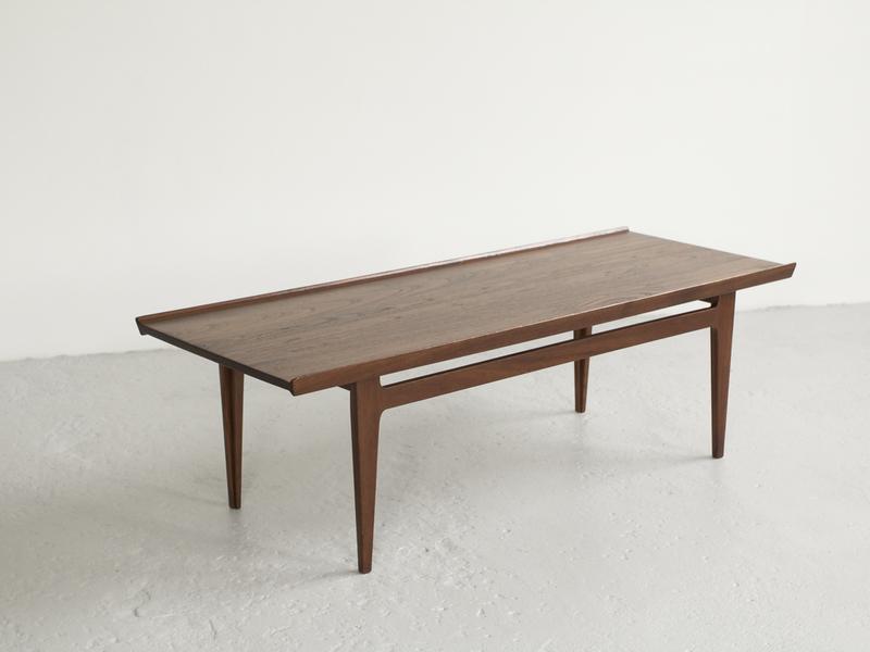 Coffee Table In Teak By Finn Juhl For France & Søn