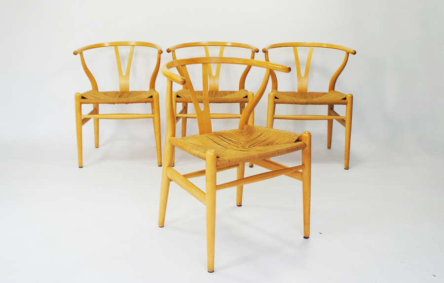 Wegner Wishbone Chairs