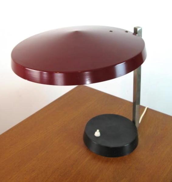 Heinz Pfaender Table Lamp