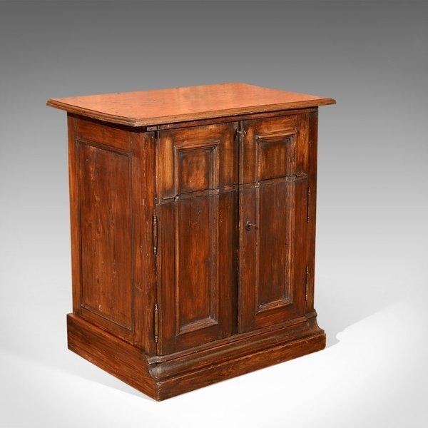 Antique French Specimen Cabinet, C.1850