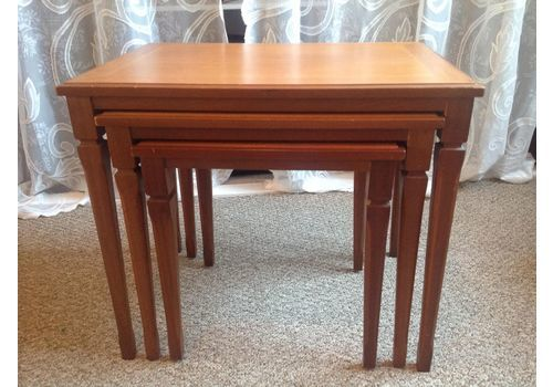 Nesting Tables By Legate Furniture 1970s