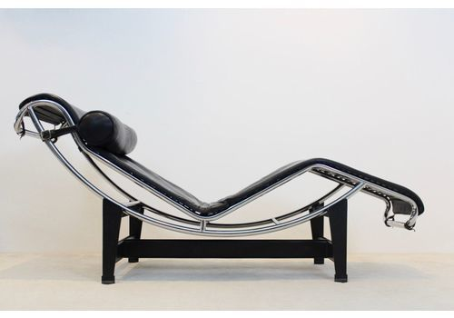 Lc4 Chaise Lounge By Le Corbusier Pierre Jeanneret Cha
