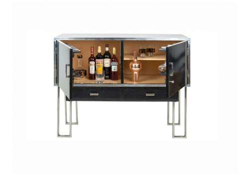 Modernist Art Deco Cocktail Cabinet By Heals