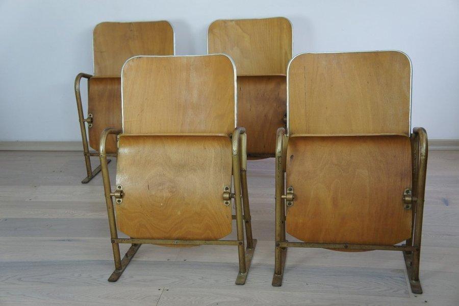 1960's Cinema Seat photo 1