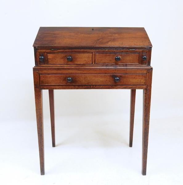 Antique Clerk's Desk