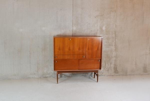 Danish 1960's Teak Cabinet