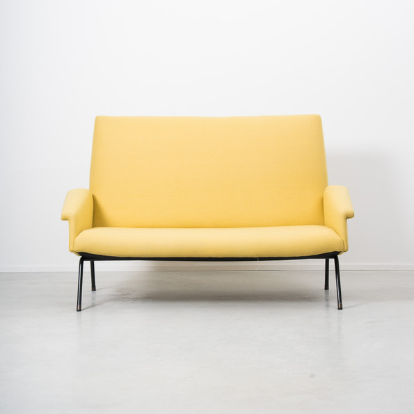Dangles And Defrance Yellow Sofa   Sale £1250 From £1800