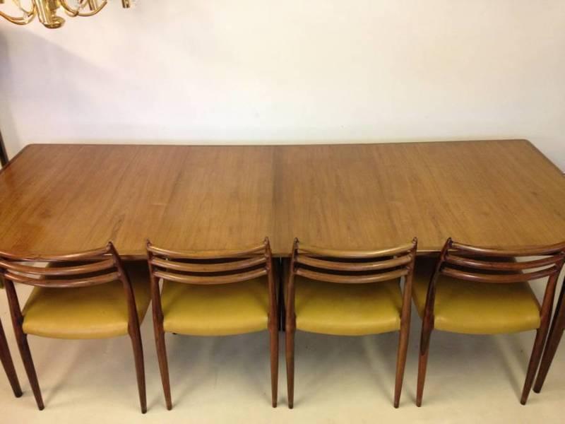 Rosengren Hansen Rosewood Dining Table