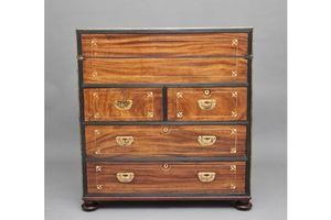 Thumb 19th century campaign chest 0