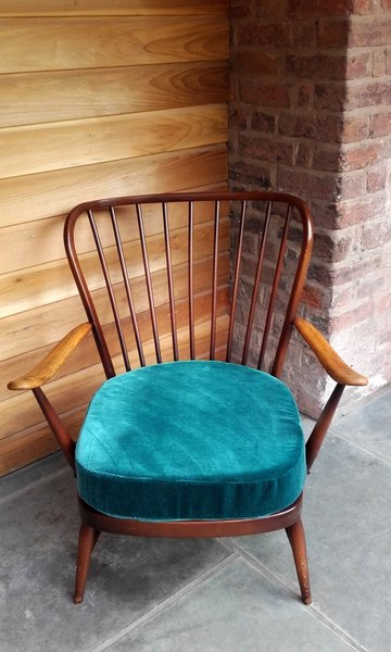 Ercol Model #477 Easy Chair