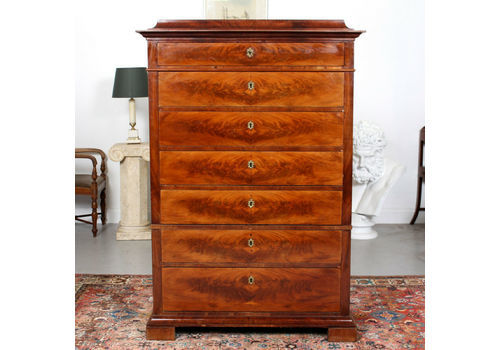 Antique Furniture Edwardian (1901-1910) Responsible Edwardian Inlaid 2 Door Wardrobe With Key Maple & Co