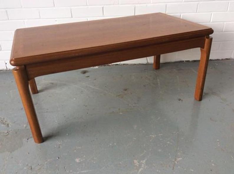 Side Table Teak.Nathan Teak Coffee Table Side Table