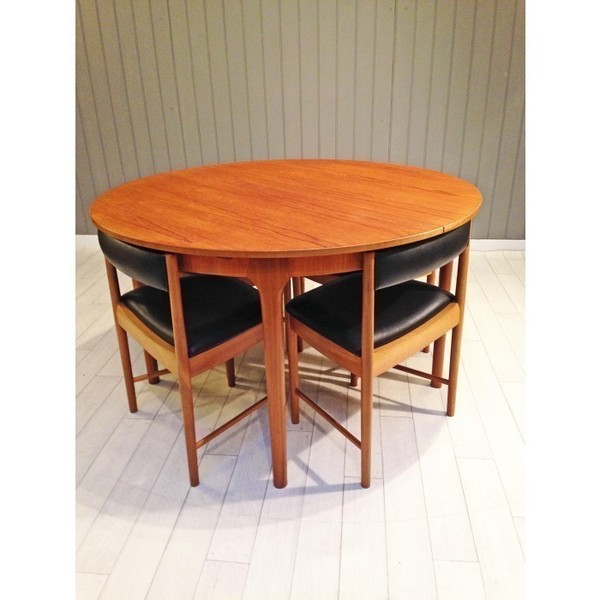 Mcintosh Extending Table And Four Chairs