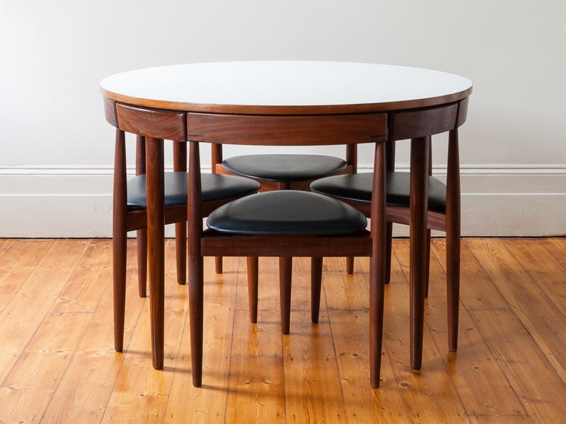 Hans Olsen For Frem Rojle Danish Mid Century Dining Set photo 1