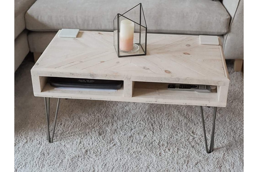 Coffee Table Hairpin Legs
