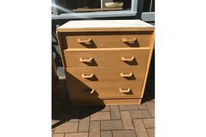 Thumb e gomme g plan mid century chest of drawers vintage retro teak 0