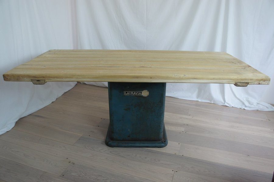 Industrial Dining Table photo 1