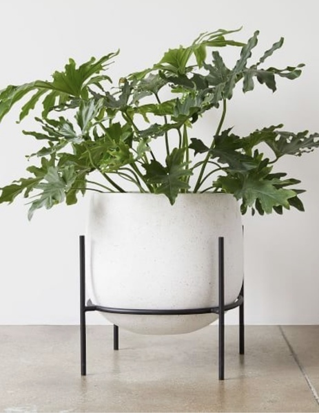 Modern Planter / Plant Pot With A Stand