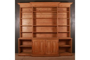 Thumb country house pine bookcase 0