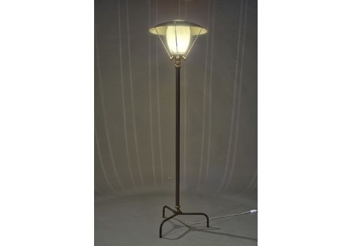 Tripod Lampstand Simulating Street Lamp Stand