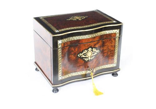 19b855041 Vintage Boxes | Art Deco Storage Boxes | Antique Sewing Chests ...