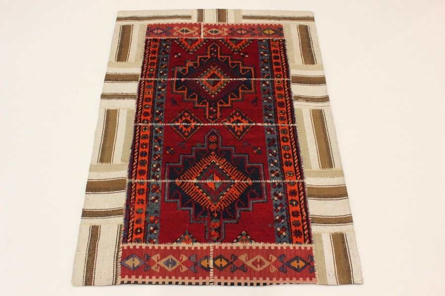 Stone Wash Antique Look Persian Rug