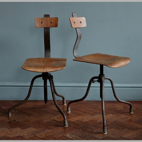 Industrial Machinist Chairs