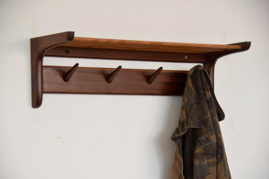 Coat Hook Retro Wall Coat Rack Coat Hooks Hat Hook Coat Hook