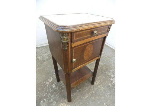 Antique Victorian French Pot Cupboard