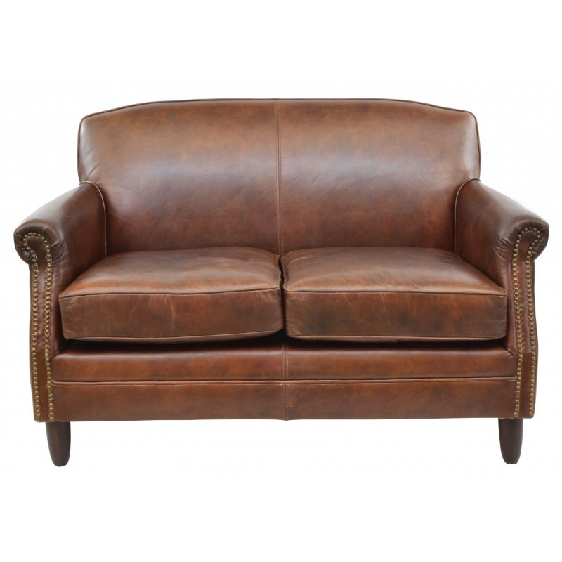 2 Seater Sofa Settee Chesterfield