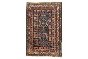Thumb caucasus wool rug shirvan design 0