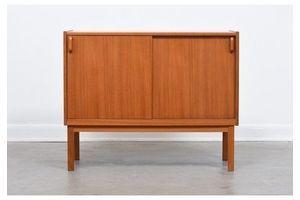 Thumb 1970s storage cabinet in teak 0